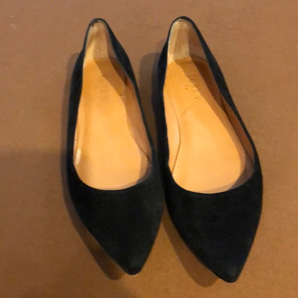 f577676b784 J Crew Shoes Euc J Crew Edie Loafers Size 6 12 Color Black